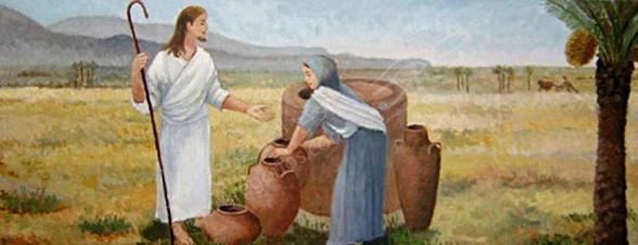 Mural Samaritan Woman